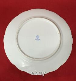 ANTIQUE Russian Imperial plate factory Kuznetsov from the Grand Duke's service