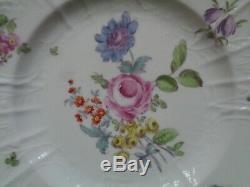Antique 18th Century Imperial Russian Porcelain Factory Plate Tsar Paul Romanov