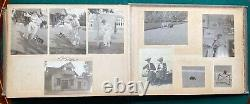 Antique Imperial Russian Photo Album Grand Duke Boris Romanov Tsarskoe Selo