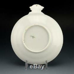 Antique Imperial Russian Porcelain Alexander III Service Oyster Shell Dish