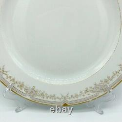 Antique Russia Russian imperial Porcelain Nikolaus II 1913 old Plate