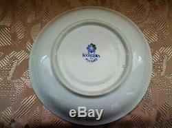 Antique Russian service imperial Kuznetsov easter porcelain Cup and saucer