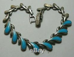 Bracelet Imperial Russian 88 Silver Turquoise