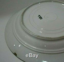 Czar Alexander III Russian Plate Used By Imperial Family 1895 Petersburg Signed