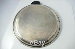 Fine Antique Russian Imperial 84 Silver Tray Salver Platter No Monos GUC