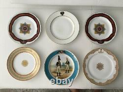 Imperial Russian Porcelain Factory S Plate From The Tsars Babygon Service