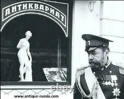 Kurlukov Original Amazing Set Silver 84 Antique-russia Imperial Vintage Russian