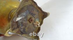 Very Rare Antique Alexander Imperial Small Russian Brass Samovar 11